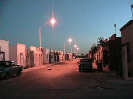 Straße in Nuevo Laredo. Foto: Flickr/Terry Stoudt
