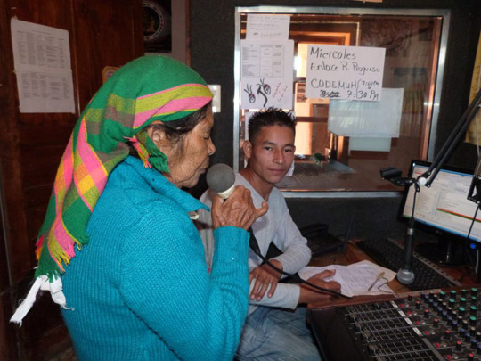 Community Radio in Honduras