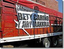 Karawane »Bety Cariño und Jyri Jaakkola«