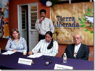 Vorstellung des Berichts des Menschenrechtszentrums Fray Bartolomé de las Casas