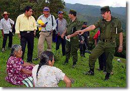 Militärs in Guerrero