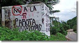 Nein zu La Parota, CECOP