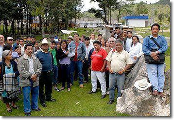 Erfolgloser Versuch eines gemeinsamen Besuchs des Preisträgers Alberto Patishtán
